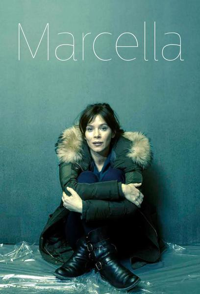 TV ratings for Marcella in the United Kingdom. ITV TV series