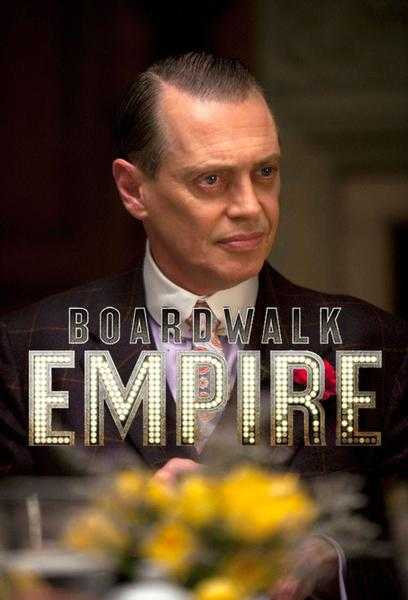 TV ratings for Boardwalk Empire in Brazil. HBO TV series