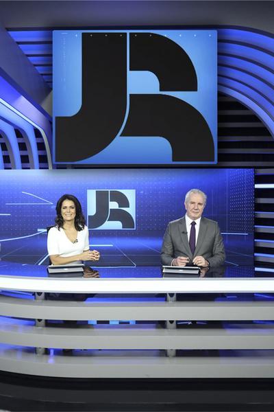 TV ratings for Jornal Da Record in Brazil. RecordTV TV series