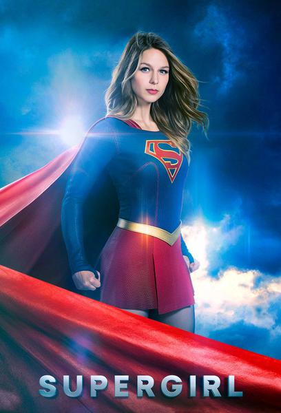 TV ratings for Supergirl in India. CBS TV series
