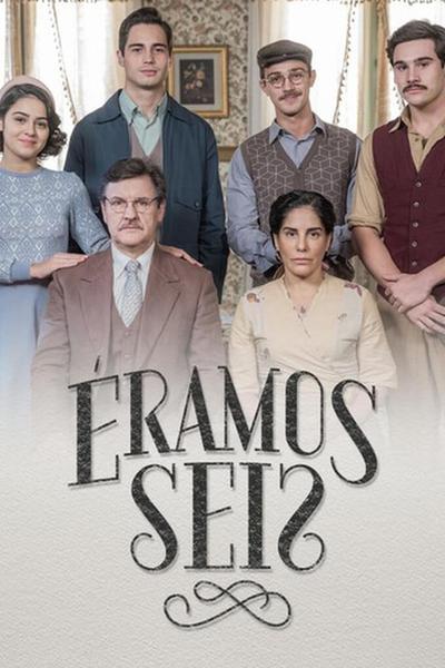 TV ratings for Éramos Seis in Germany. Rede Globo TV series