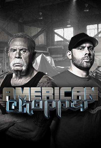 TV ratings for American Chopper in Argentina. Discovery Channel TV series