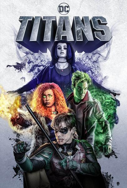 TV ratings for Titans in India. HBO Max TV series