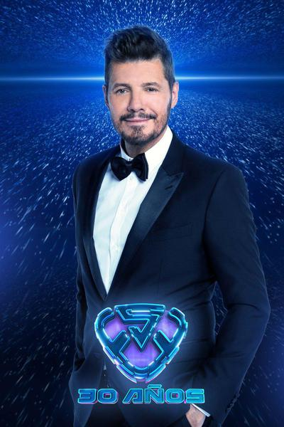 TV ratings for Showmatch in Germany. Canal 9 TV series