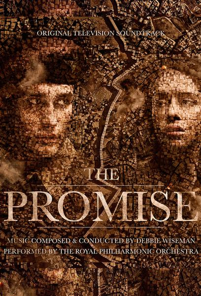 TV ratings for The Promise in Colombia. Channel 4 TV series