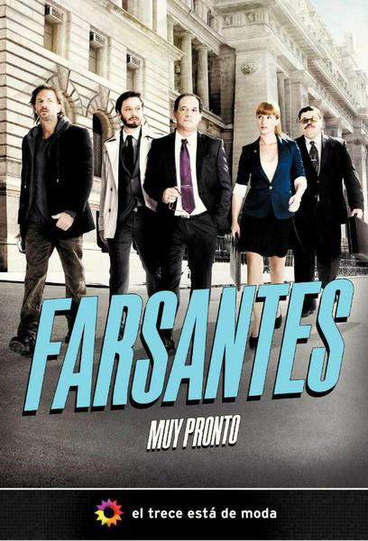 TV ratings for Farsantes in the United States. El Trece TV series