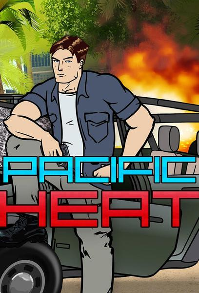 TV ratings for Pacific Heat in New Zealand. The Comedy Channel TV series