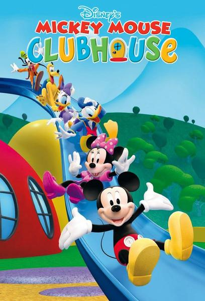 TV ratings for Mickey Mouse Clubhouse in Brazil. Disney Junior TV series