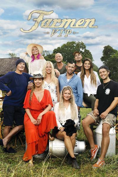 TV ratings for Farmen Vip in Germany. TV4 TV series