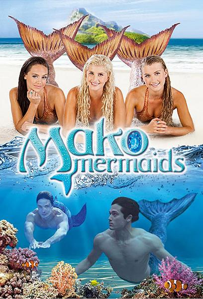 TV ratings for Mako Mermaids: An H2o Adventure in the United States. Network Ten TV series