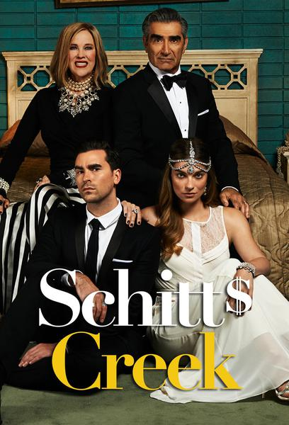 TV ratings for Schitt's Creek in Canada. CBC TV series