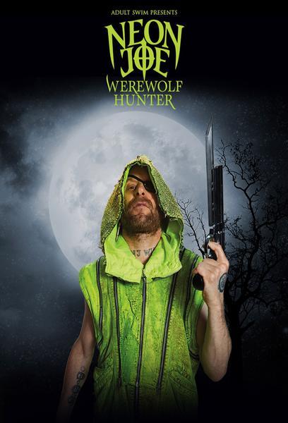 TV ratings for Neon Joe, Werewolf Hunter in Australia. Adult Swim TV series