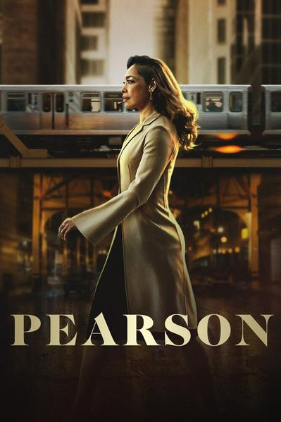 TV ratings for Pearson in Canada. USA Network TV series