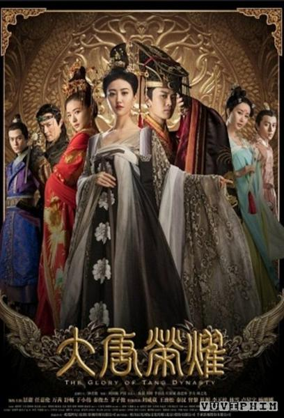 TV ratings for The Glory Of Tang Dynasty in France. Anhui Television TV series