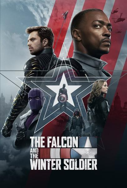 TV ratings for The Falcon And The Winter Soldier in France. Disney+ TV series