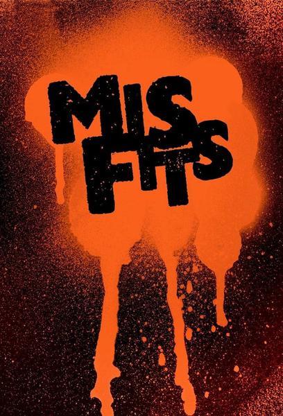TV ratings for Misfits in Denmark. E4 TV series
