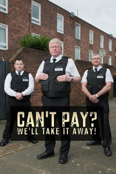 TV ratings for Can't Pay? We'll Take It Away! in Sweden. Channel 5 TV series