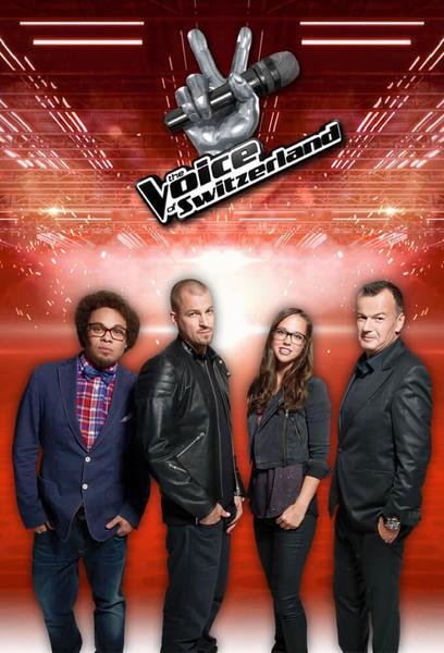 TV ratings for The Voice Of Switzerland in Spain. SRF 1 TV series