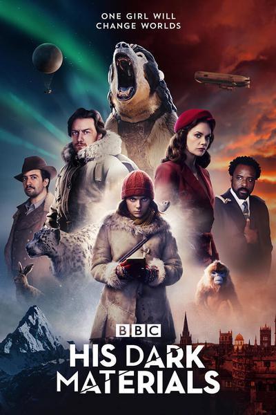 TV ratings for His Dark Materials in India. BBC One TV series