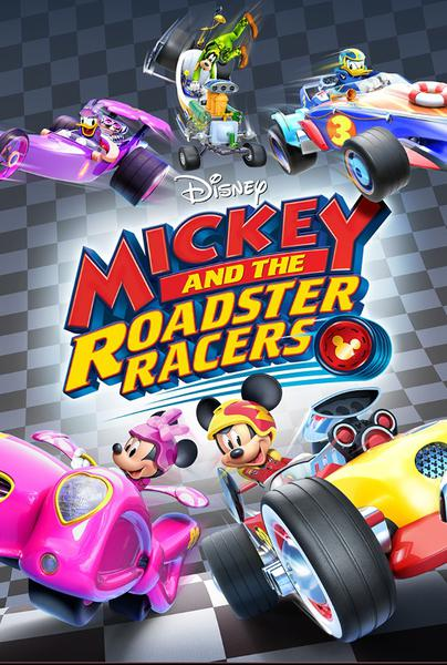 TV ratings for Mickey And The Roadster Racers in Chile. Disney Channel TV series