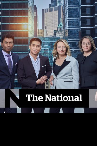 TV ratings for The National in Netherlands. CBC TV series