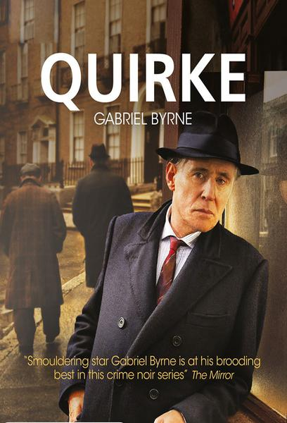 TV ratings for Quirke in India. BBC One TV series