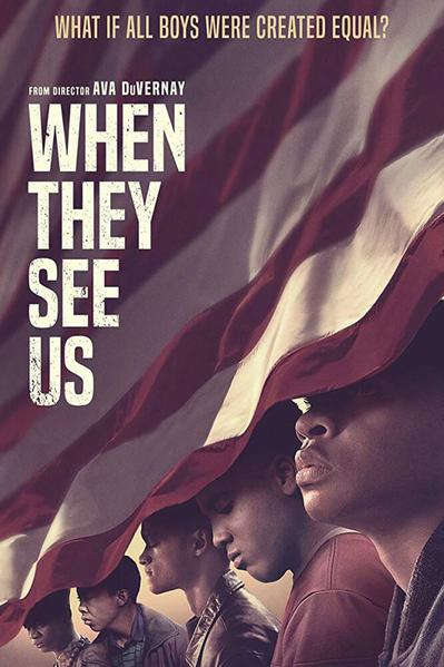 TV ratings for When They See Us in the United States. Netflix TV series
