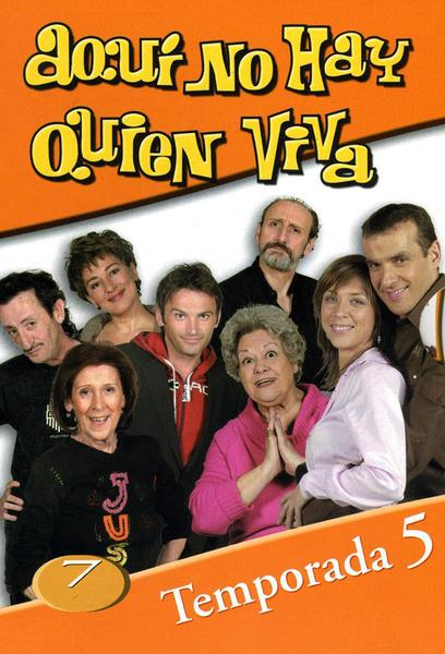 TV ratings for Aquí No Hay Quien Viva in the United States. Antena 3 TV series