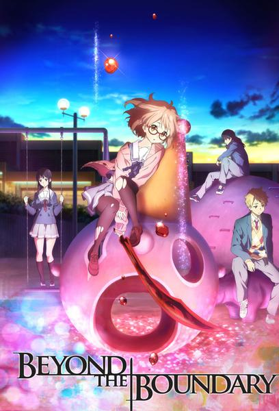 TV ratings for Beyond The Boundary in Germany. Tokyo MX TV series