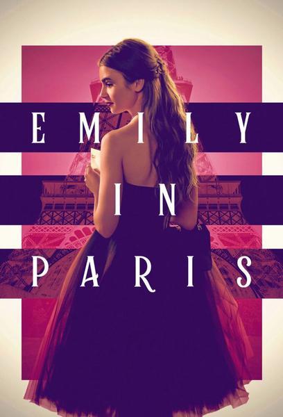 TV ratings for Emily in Paris in South Korea. Netflix TV series