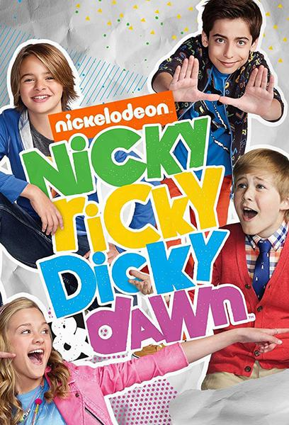 TV ratings for Nicky, Ricky, Dicky & Dawn in the United States. Nickelodeon TV series