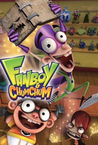TV ratings for Fanboy & Chum Chum in the United States. Nickelodeon TV series