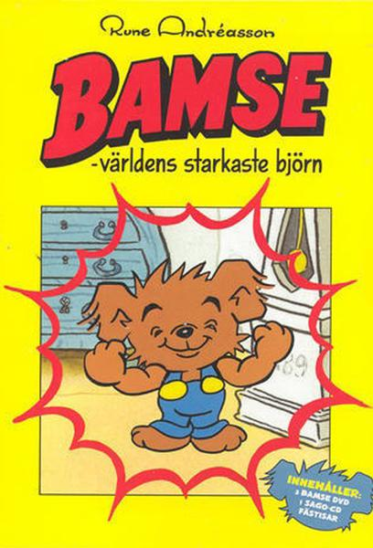 TV ratings for Bamse in the United States. SVT TV series