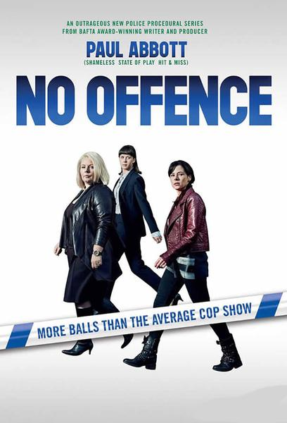 TV ratings for No Offence in Netherlands. Channel 4 TV series
