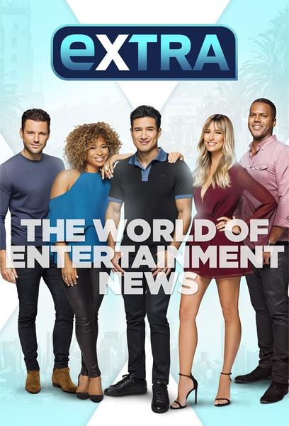 TV ratings for Extra in the United States. Syndication TV series