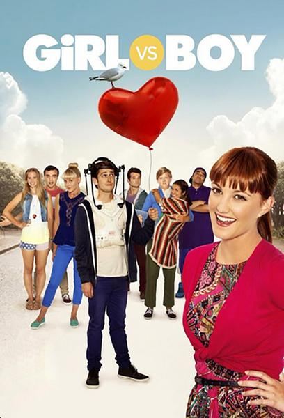 TV ratings for Girl Vs. Boy in France. TVNZ TV series