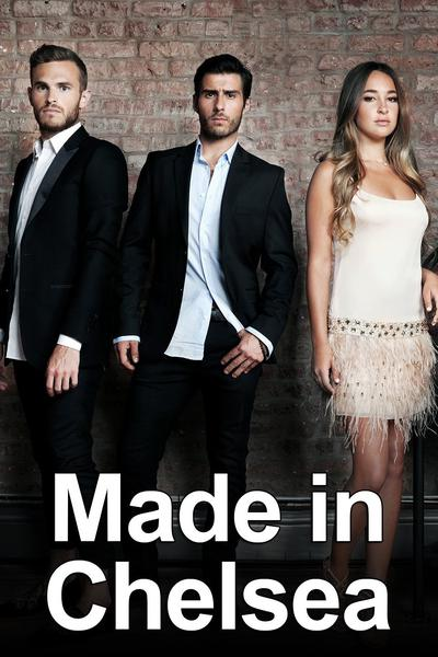 TV ratings for Made In Chelsea NYC in Italy. Channel 4 TV series