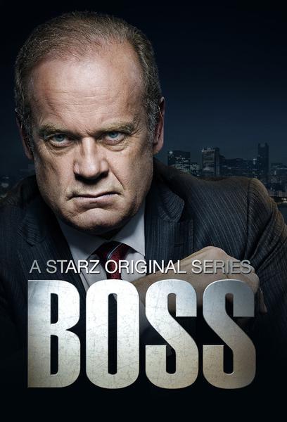 TV ratings for Boss in Canada. Starz TV series