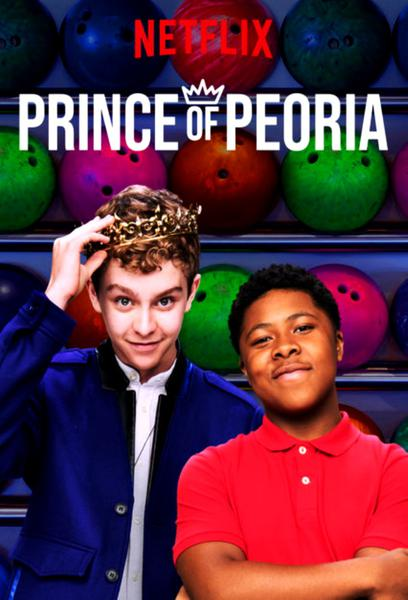 TV ratings for The Prince Of Peoria in the United States. Netflix TV series