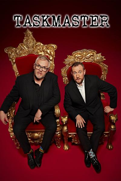 TV ratings for Taskmaster in Mexico. Dave TV series