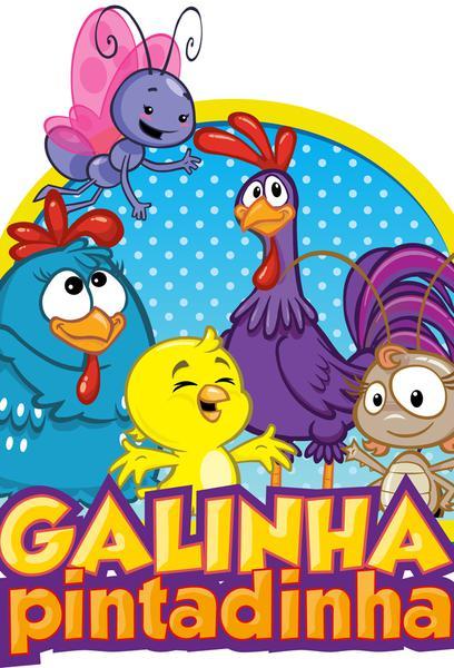 TV ratings for Galinha Pintadinha in Brazil. YouTube TV series