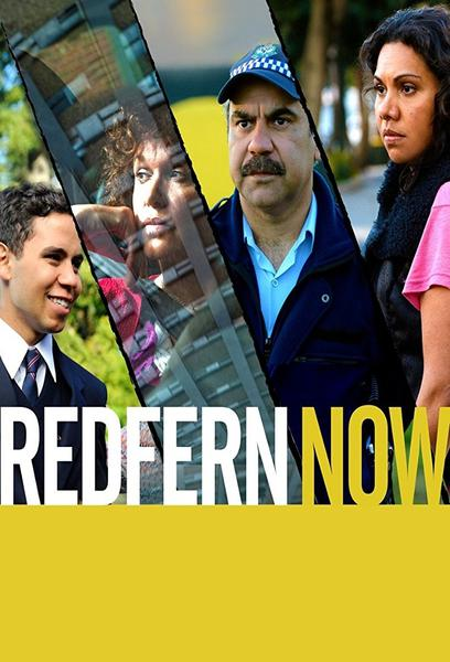 TV ratings for Redfern Now in Mexico. ABC Australia TV series
