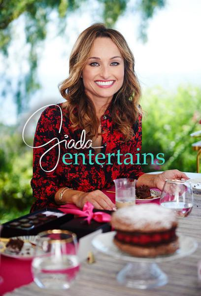 TV ratings for Giada Entertains in Argentina. Food Network TV series