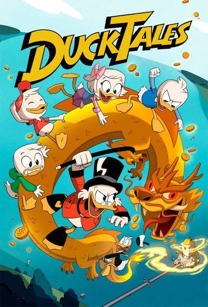 TV ratings for DuckTales (2017) in Russia. Disney XD TV series
