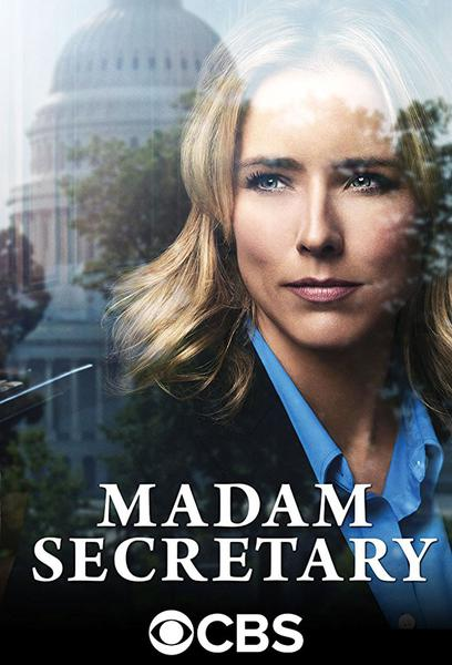 TV ratings for Madam Secretary in Spain. CBS TV series