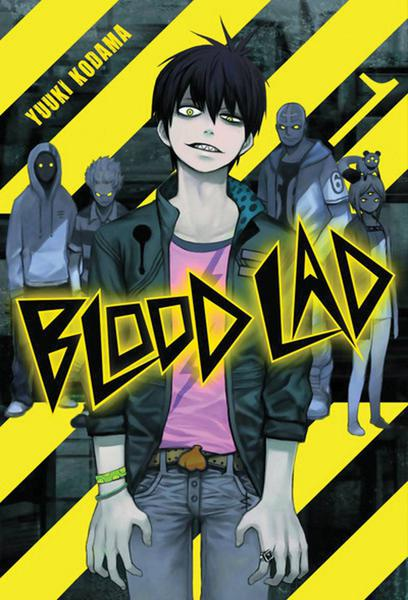 TV ratings for Blood Lad in Canada. Tokyo MX TV series