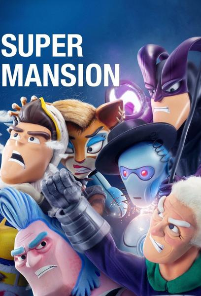 TV ratings for SuperMansion in Argentina. Crackle TV series