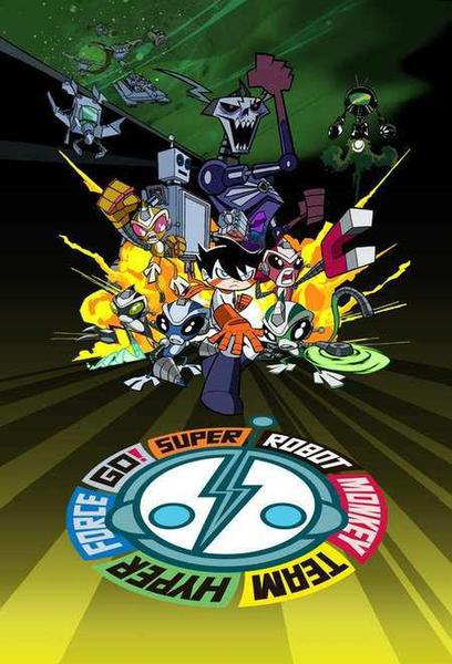 TV ratings for Super Robot Monkey Team Hyperforce Go! in the United States. Jetix TV series