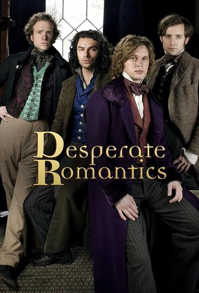 TV ratings for Desperate Romantics in the United States. BBC Two TV series