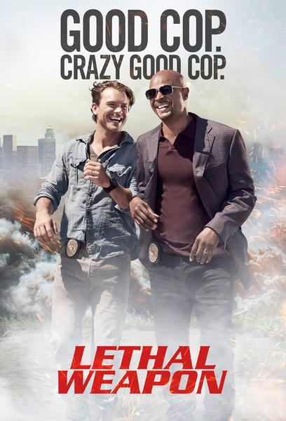 TV ratings for Lethal Weapon in India. FOX TV series